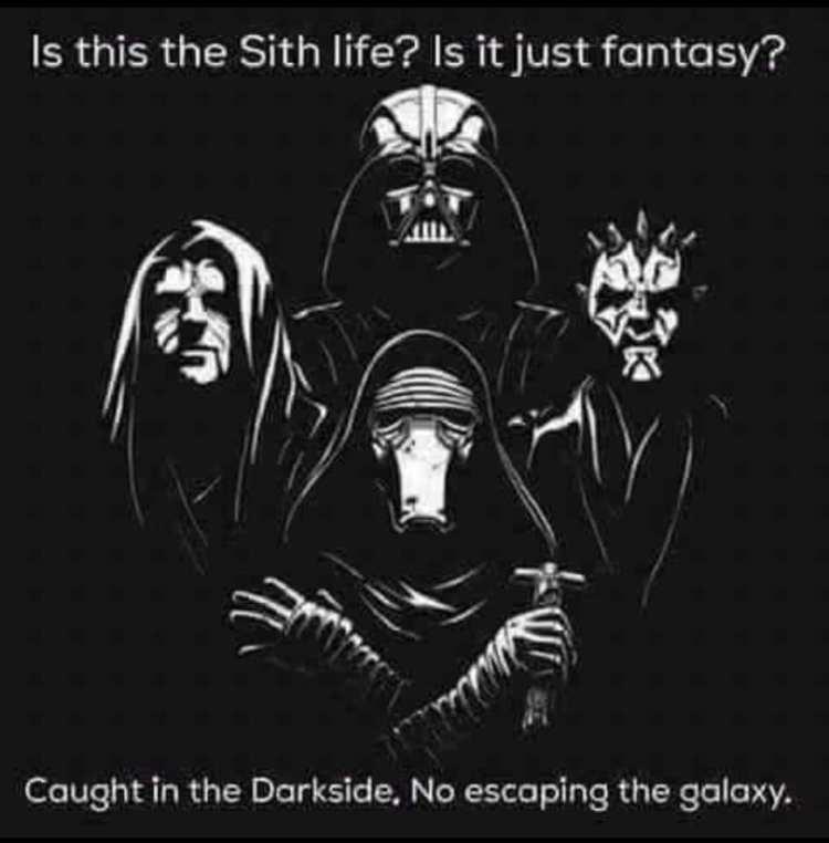 Bohemian Jedi Rhapsody